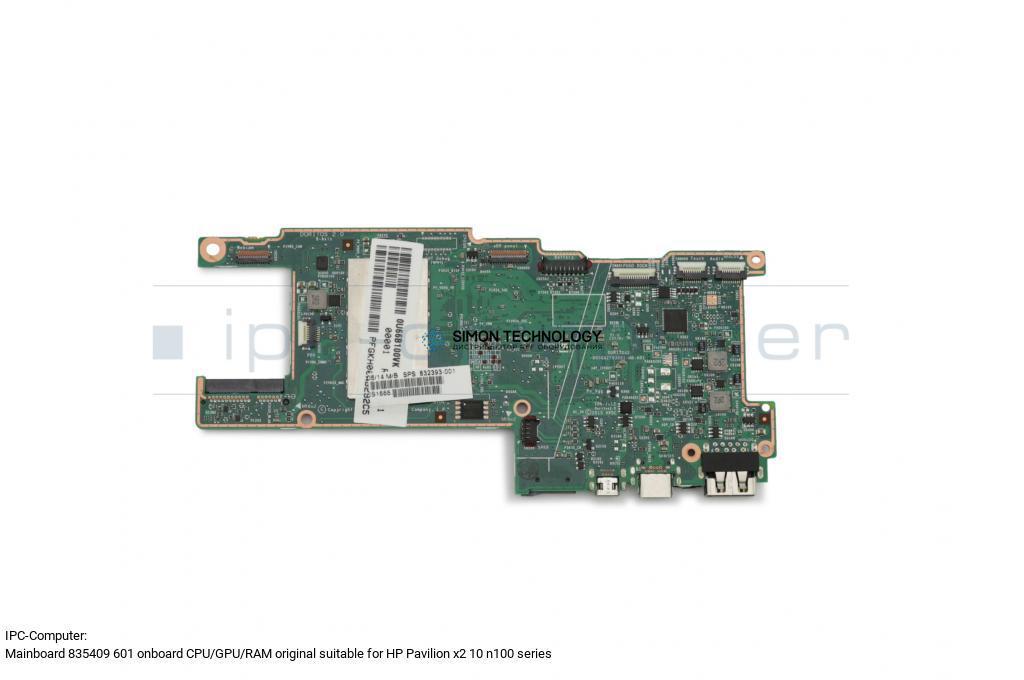 HPI MB UMA Z8300 2GB 32GeMMC (835409-601)