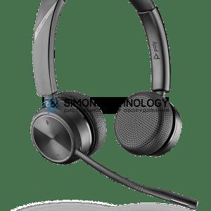 Savi 720-M W720-M Binaurales Mo , DECT Headsetsystem (84004-02)