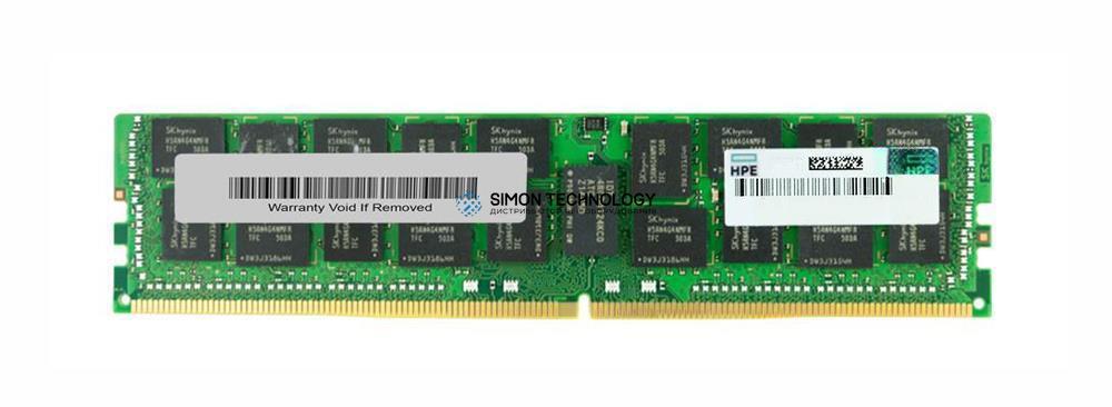 Оперативная память HPE HP 32GB (1x32GB) Dual Rank DDR4-2666 Memory Kit (840758-191)