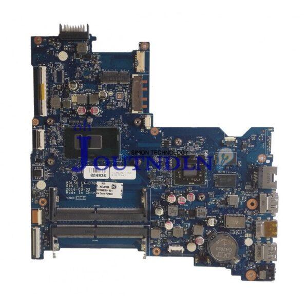HPI MB DSC R7M1-70 4GB i5-6200U WI (854935-601)