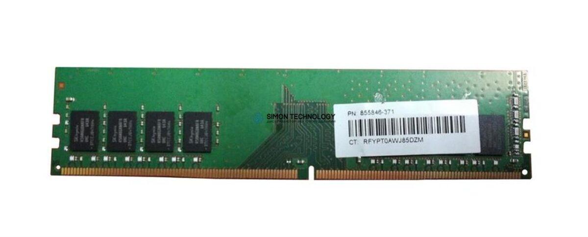 Оперативная память HPI Memory 8GB UDIMM DDR4-2400 Sam g C (855846-972)