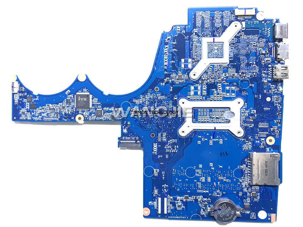 HPI MB DSC 960M 4GB i5-6300HQ (856679-001)