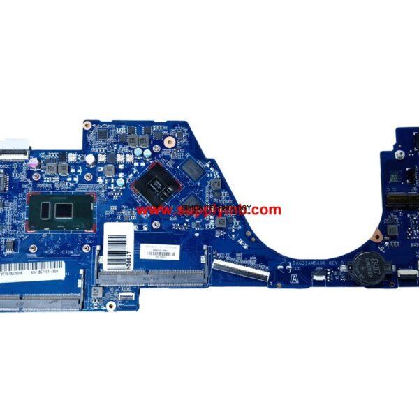 HPI Assy MB DSC 940MX 4GB i5-6200U (857191-001)