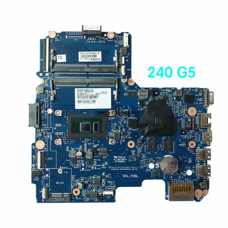 HPI MB DSC R5 M1-30 4GB i5-620 (858031-601)