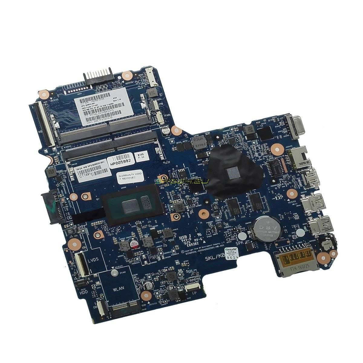HPI MB DSC R7 M1-70 2GB i7-650 (858032-601)
