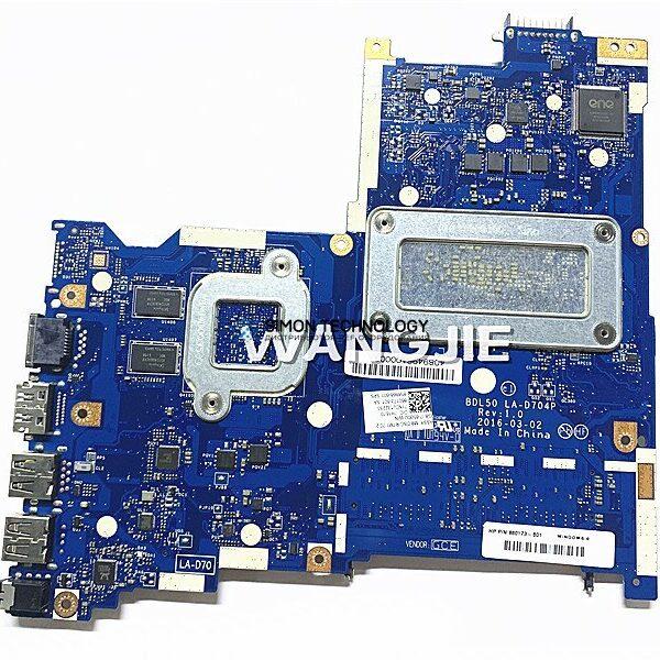 HPI MB DSC R7M1-70 2GB i7-6500U WI (858868-601)