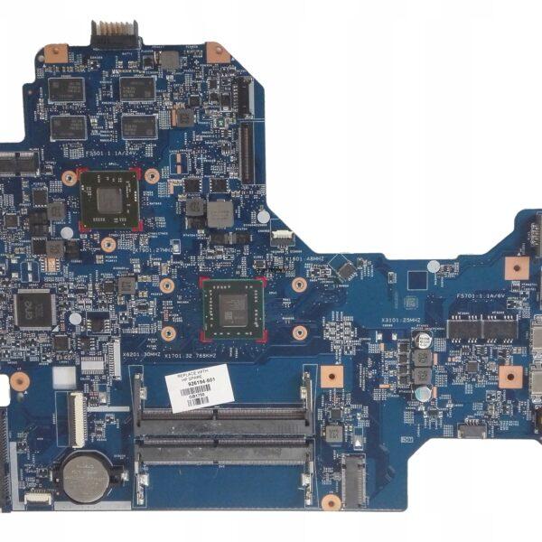 HPI Assy MB UMA A8 (859419-001)