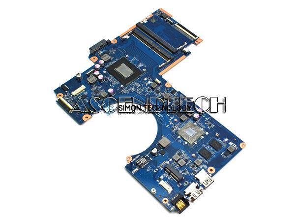 HPI MB DSC R16M M1-70 4GB A10- (859717-001)