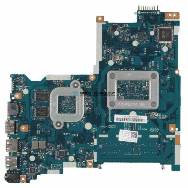 HP HPI Assy MB DSC R7M1-70 4GB A8-741 (860339-601)