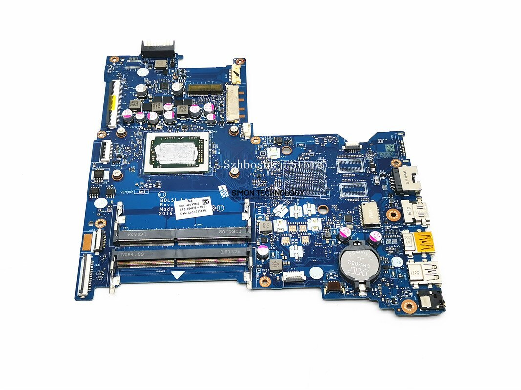 HPI Assy MB UMA A9-9410 TS (864561-001)