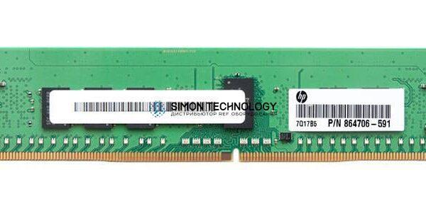 Оперативная память HPI Memory 8GB DDR4 2600 MHz ECC RDIMM (864706-591)