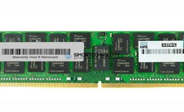 Оперативная память HP HP 32GB (1*32GB) 2RX4 PC4-21300V-R DDR4-2666MHZ RDIMM (864708-591)