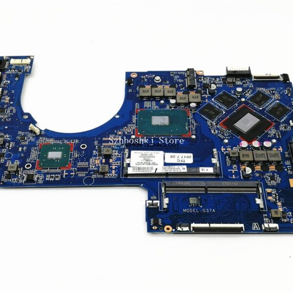 HPI Assy MB DSC 965M 4GB i7-6700HQ (864744-601)
