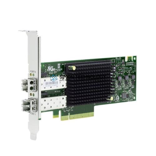 Контроллер HPE SN1200E 16GB 2P FC HBA (870002-001-HP)