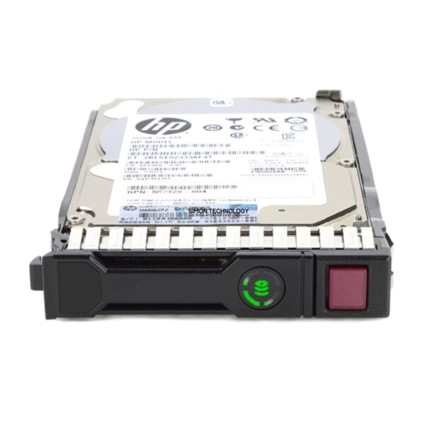 HPE HPE HDD 1.8TB 10K 12G SFF 512e DS SC (872482-B21)