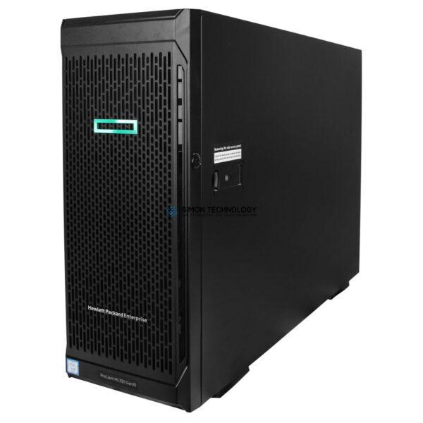 Сервер HP ML350 G10 3104 1P 8GB-R S100I 4LFF NHP 500W PS SUB ENTRY SATA (877619-421)