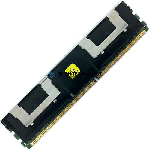 Kingston HPE DIMM 4GB DDR2.FB-667.DR.256MX4.1.8V. PC (9010127)