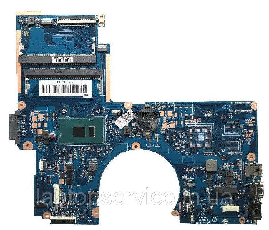HPI MB DSC 940MX 2GB i5-7200U (901578-001)