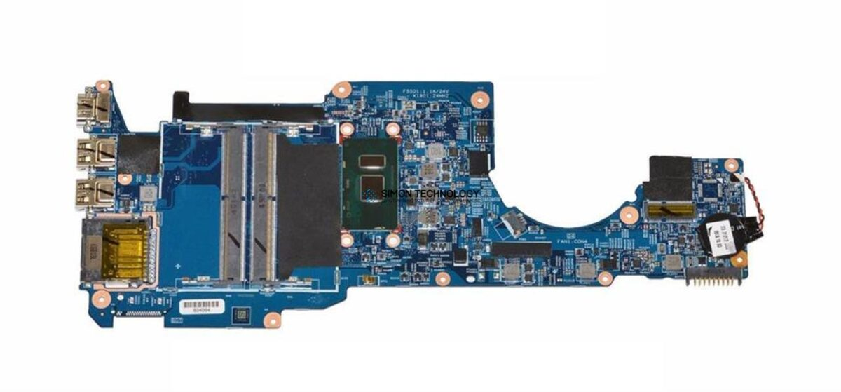 HPI Assy MB UMA i3-7100U WIN (903236-601)