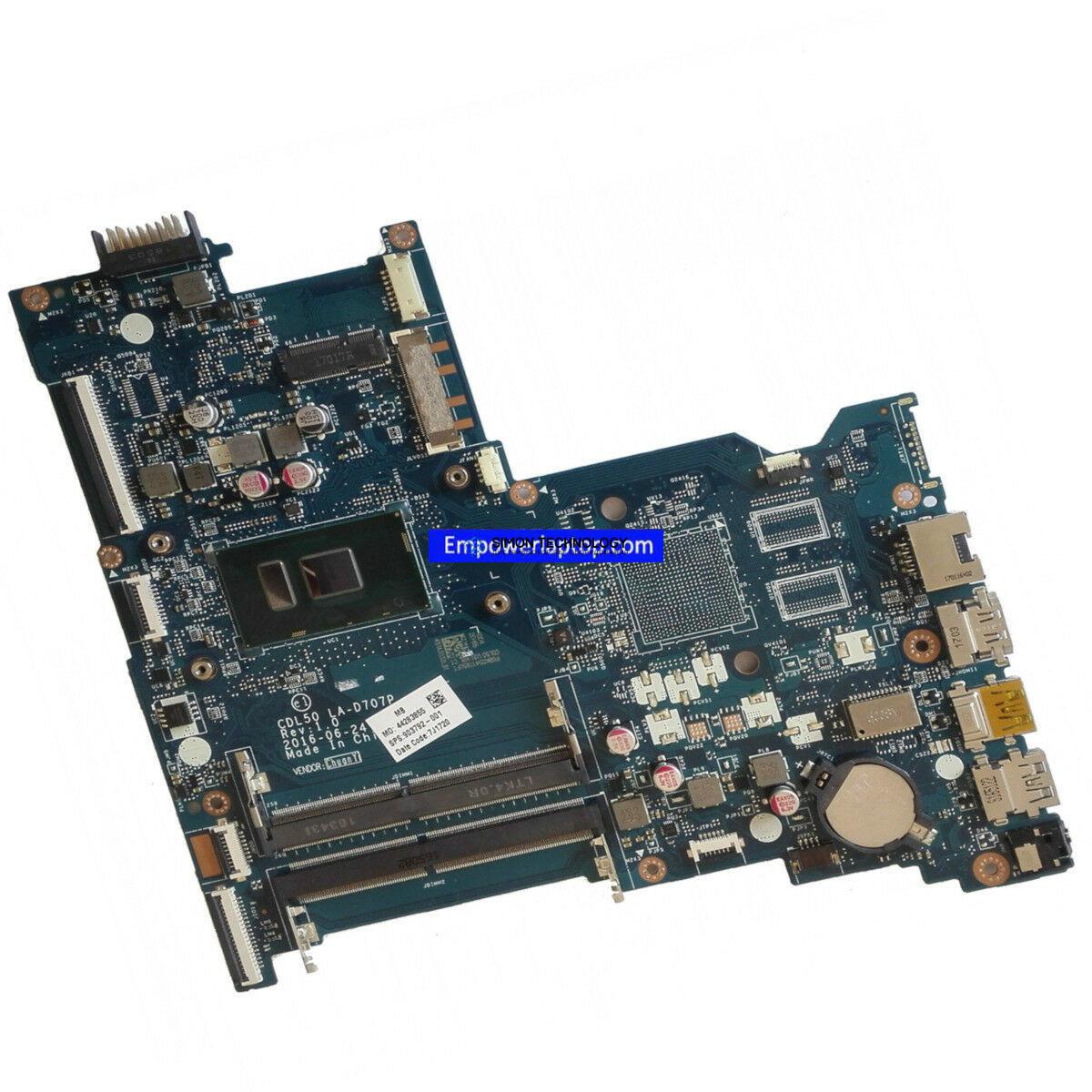 HPI MB UMA i5-7200U WIN (903792-601)