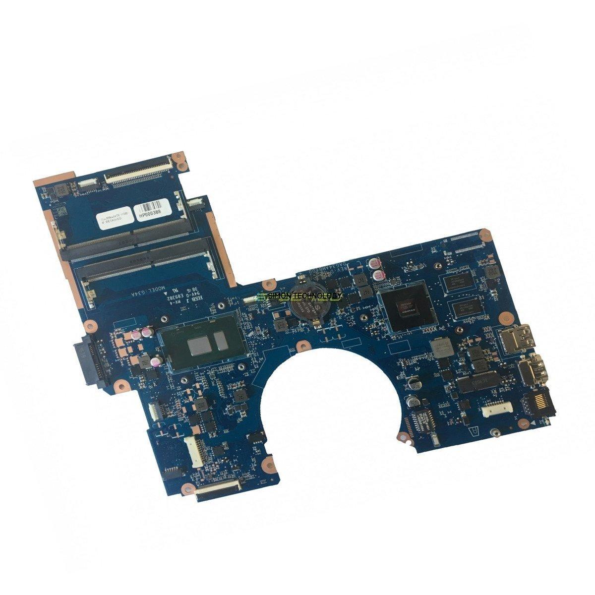 HPI MB DSC 940MX 2GB i5-7200U (907406-601)