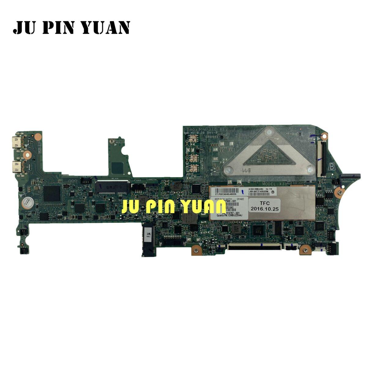 HPI MB UMA i5-7200U 8GB WIN (907560-601)