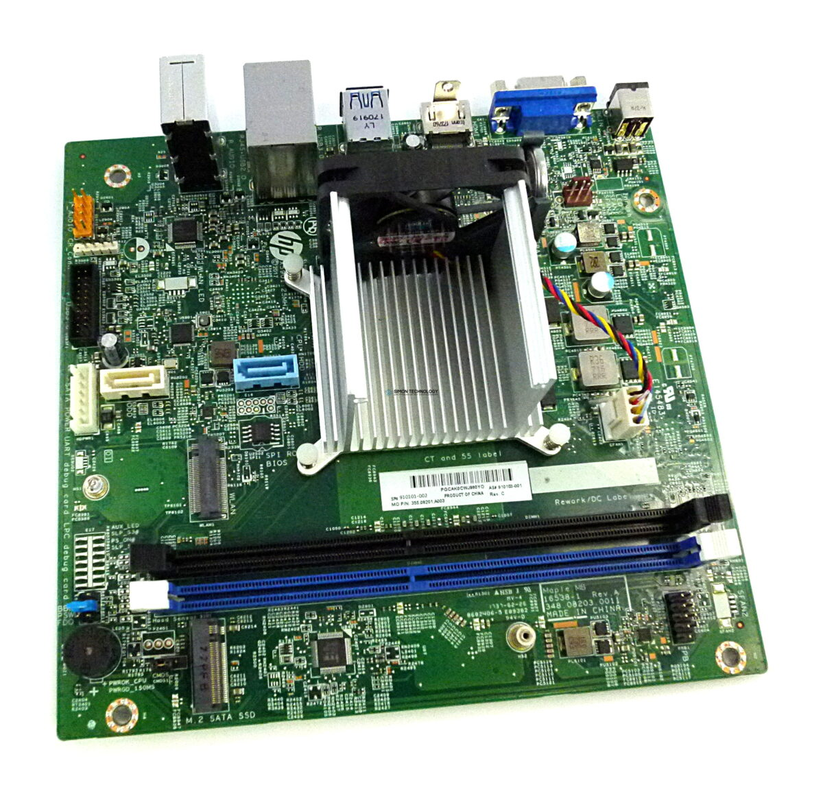 HPI MBD Maple-A9 AMD Stoney Ridge (910101-002)