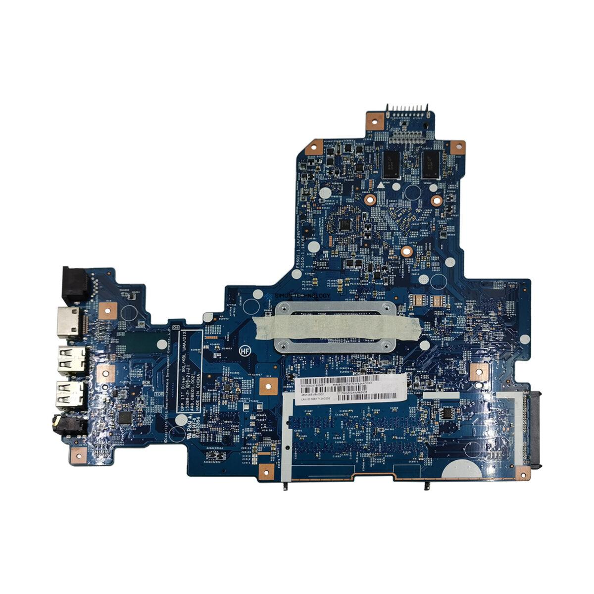 HPI MB DSC R5 M1-30 2GB i3-6006U 2 (911333-001)