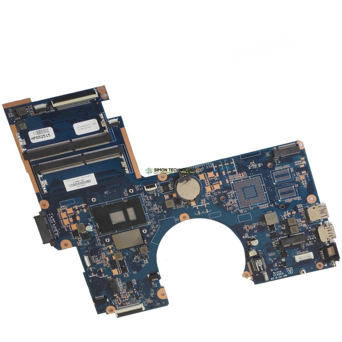 HPI MB UMA i3-7100U fH S WIN (913603-601)