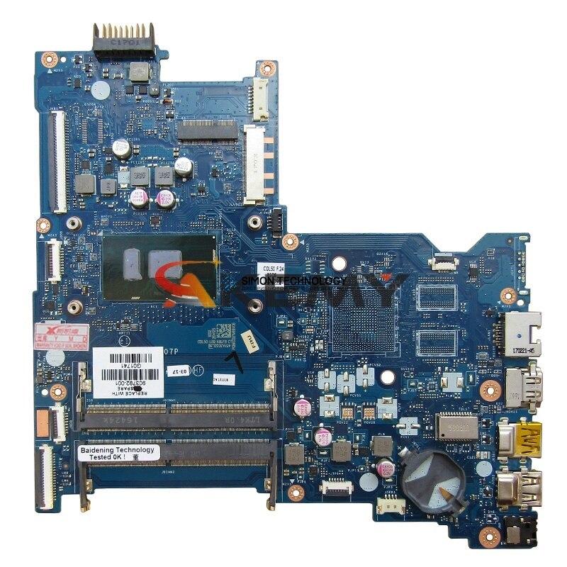 HPI MB UMA i7-7500U TS WIN (914598-601)
