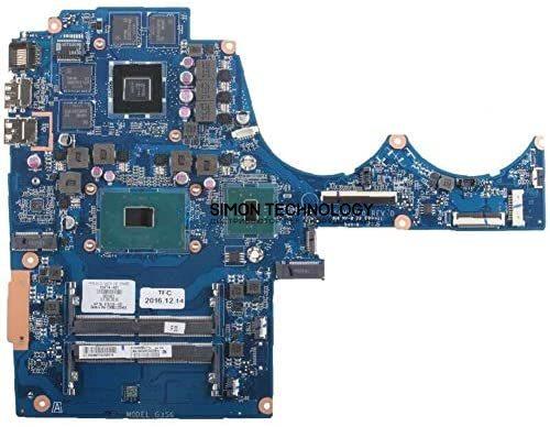 HPI MB DSC RX460 4GB i7-7700HQ (914774-601)