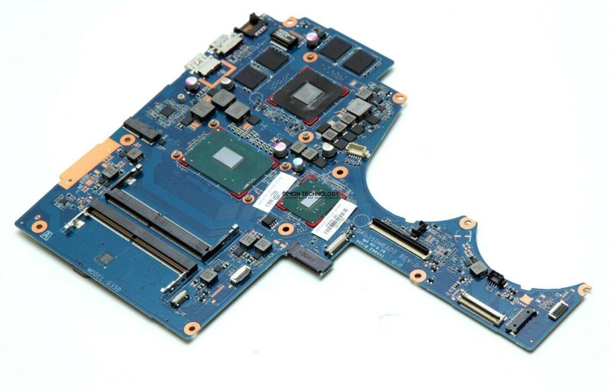 HPI MB DSC GTX1050 2GB i7-7700 (915121-001)
