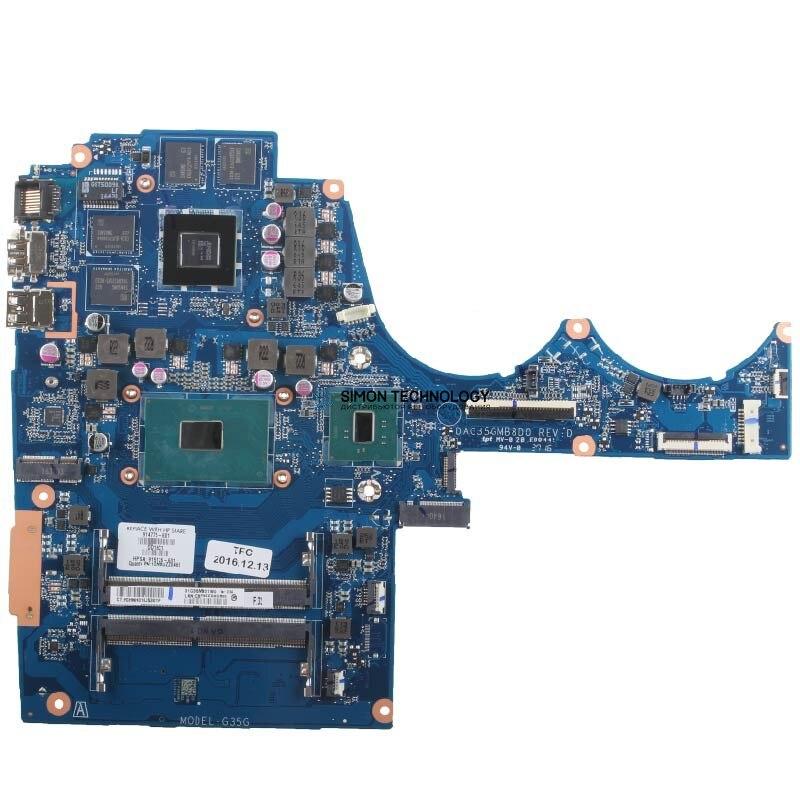 HPI MB DSC RX460 4GB i5-7300HQ (915126-601)