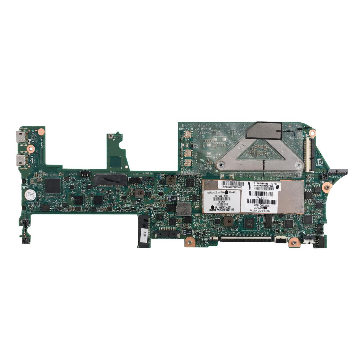 HPI Assy MB UMA i5-7200U 8GB WIN (916787-601)