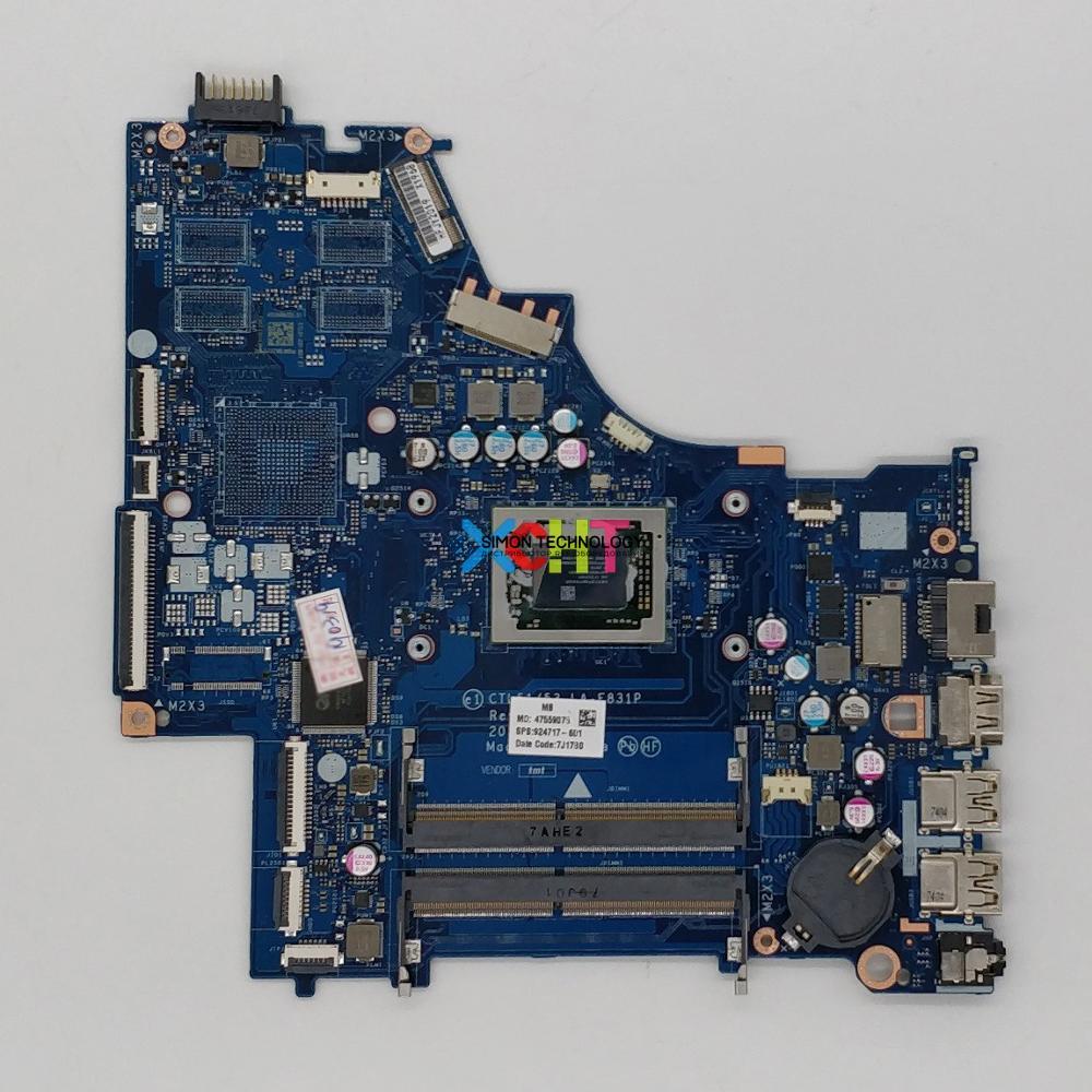 HP HPI MB UMA A12-9720P WIN (924717-601)