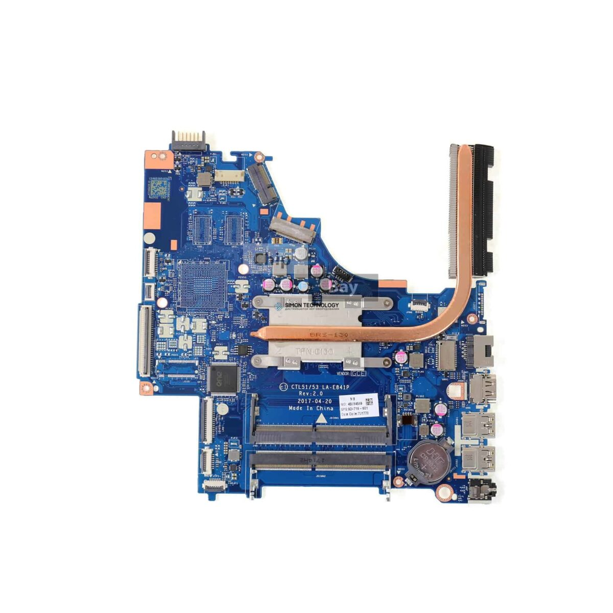HPI MB UMA A9-9420 WIN (924719-601)