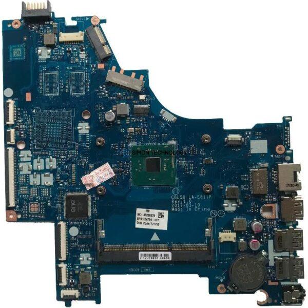 HP HPI MB UMA PentN3710 WIN (924754-601)