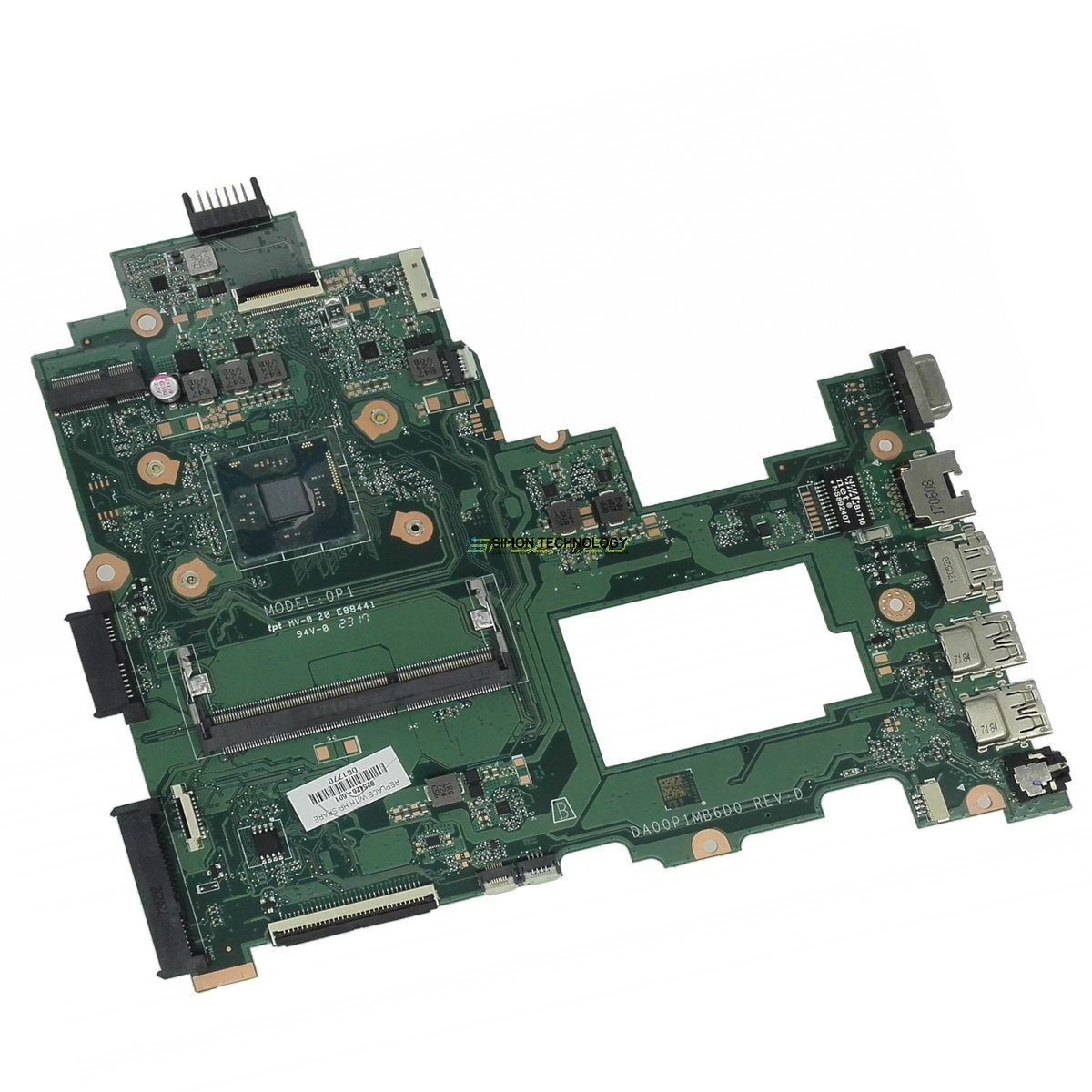 HPI MB UMA CelN3060 32GeMMC WIN (925426-601)