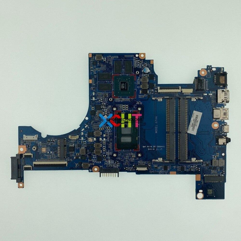 HPI MB DSC 940MX 4GB i5-7200U WIN (926281-601)
