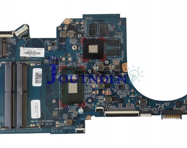 HPI MB DSC 940MX 4GB i7-7500U WIN (927269-601)