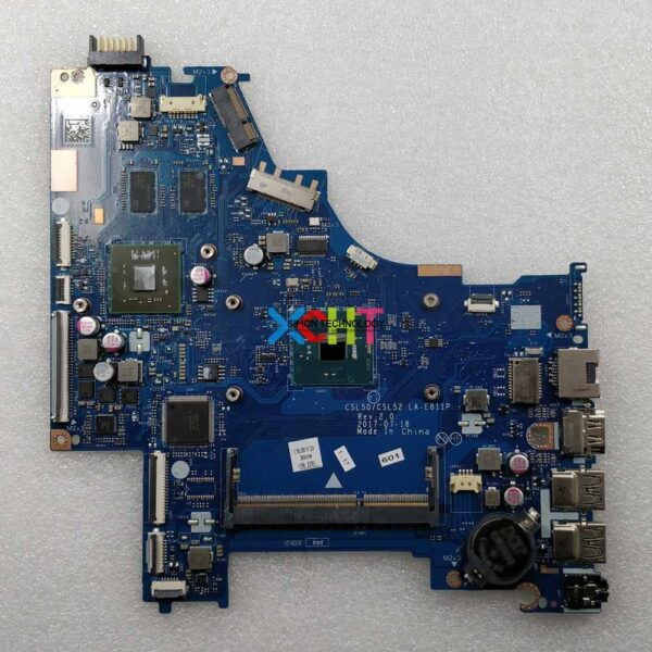 HP HPI Assy MB DSC 520 2GB PentN3710 (928643-601)