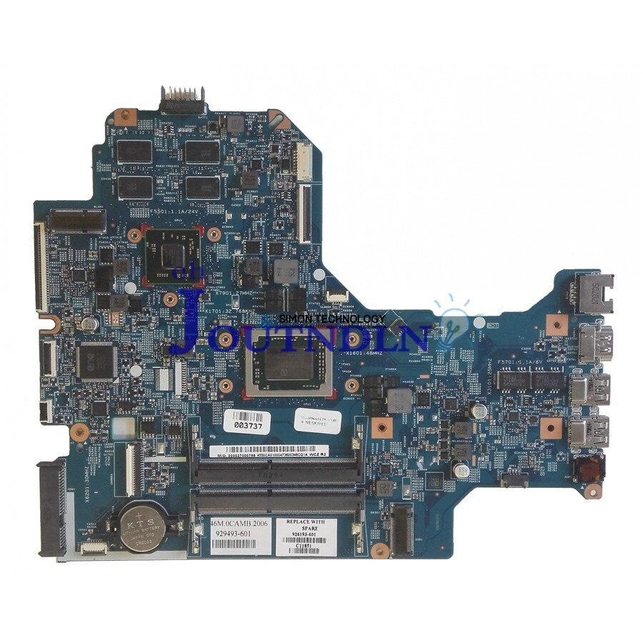 HPI Assy MB DSC R17M M1-70 2GB A10 (929493-601)