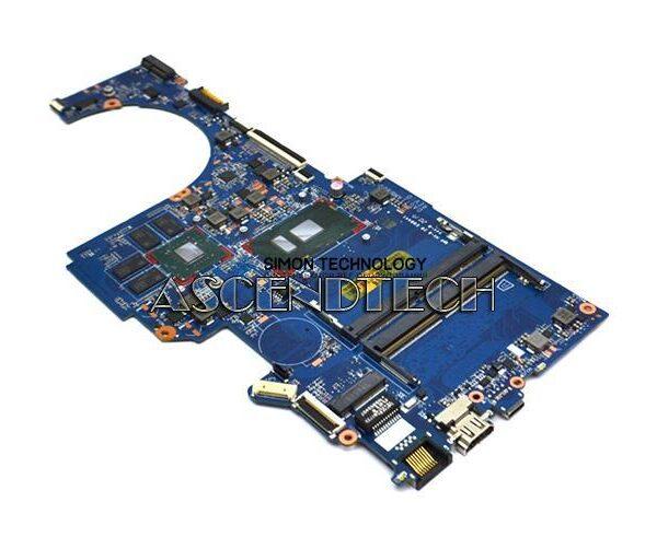 HPI Assy MB DSC 940MX 4GB i7-7500U (930950-601)