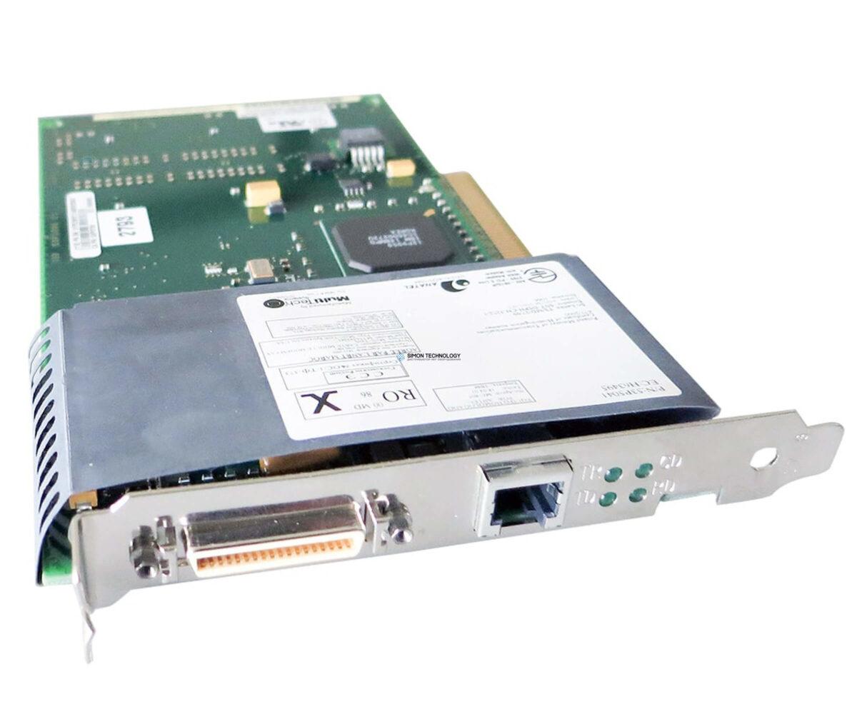 Контроллер IBM PCI 2-LINE WAN W/MODEM (9406-2793)
