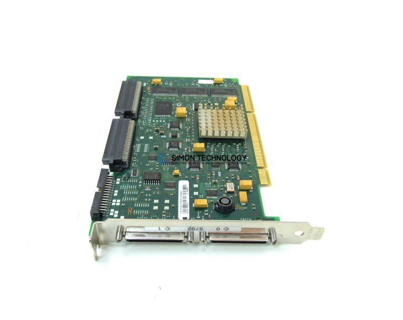Контроллер IBM DUAL CHANNEL PCI-X ULTRA320 SCSI CONTROLLER (97P6513)