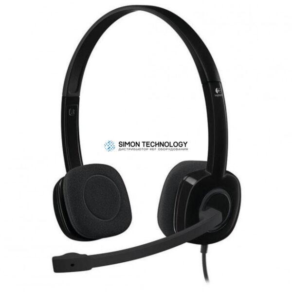 Logitech Stereo H151 - Headset - On-Ear (981-000589)