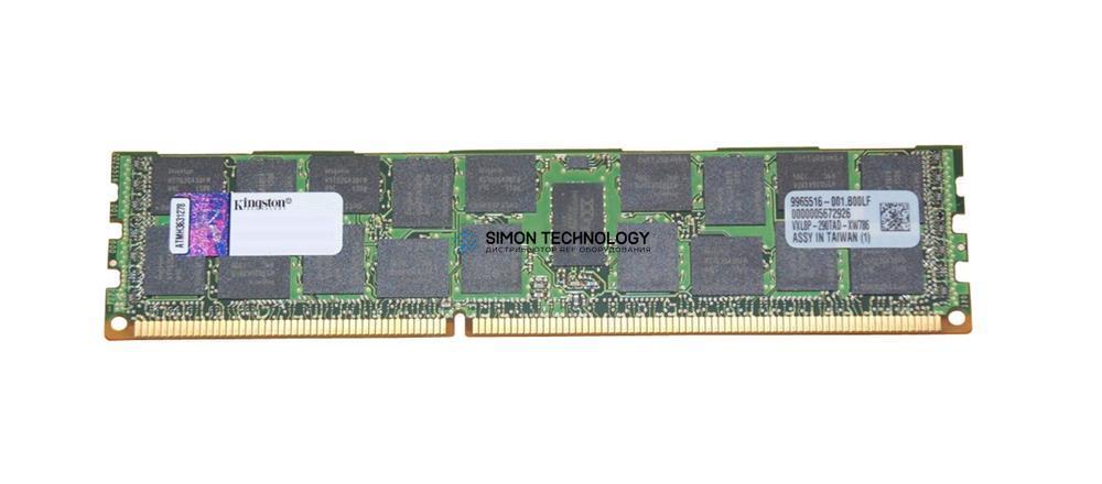 Оперативная память Kingston 8GB DDR3-1333 ECC MEMORY 99655 (9965516-001)