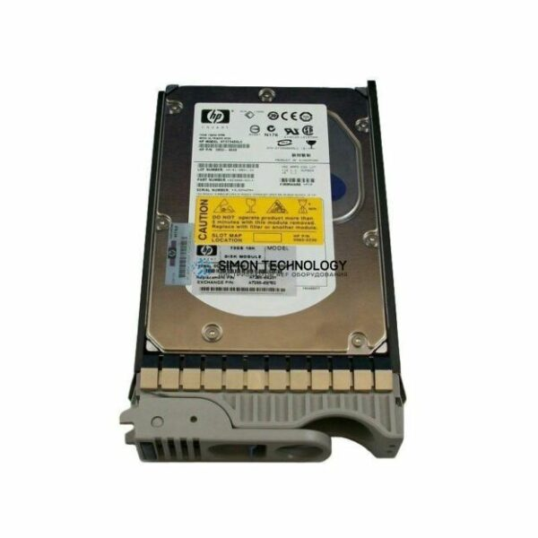 HPE 73GB LVD DISK (A5622-69002)