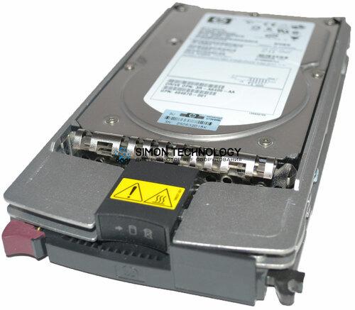 HPE HPE VA 7100 36GB 10Krpm DISK DRIV (A6192-69002)