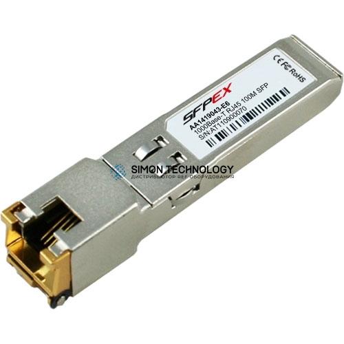 Трансивер SFP Nortel 1-PORT 1000BASE-T SMALL FORM PLUGGABLE (SFP)8-PIN (AA1419043-E6)